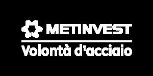 Metinvest Logo Bianco